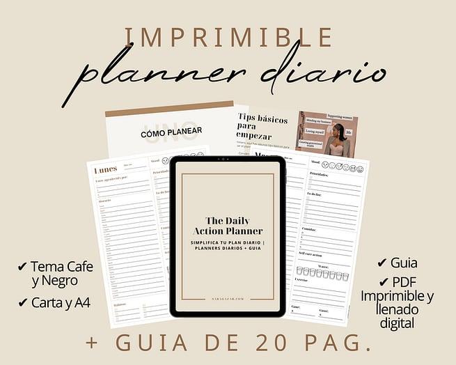 The Daily Action Planner en Español
