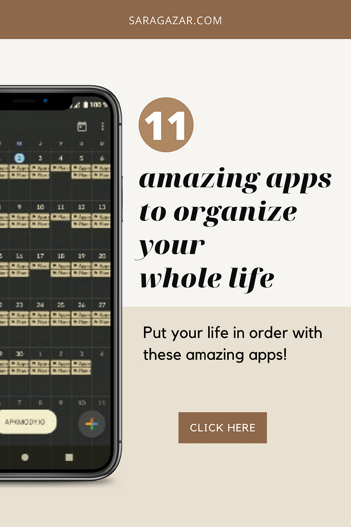 11 amazing apps to organize your whole life