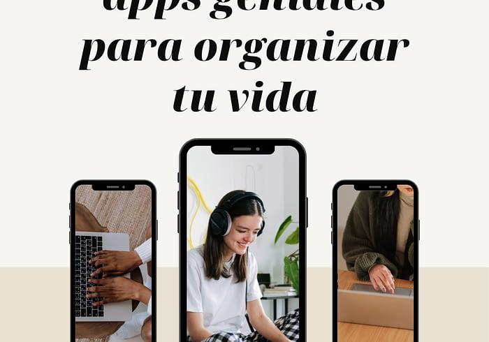 11 geniales aplicaciones para organizar tu vida